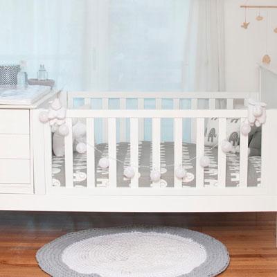 Sorte del cuarto completo del bebé